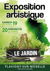 affiche expo 2011